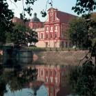 Główny budynek Ossolineum we Wrocławiu