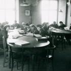 Tymczasowa Czytelnia otwarta w 1947 roku