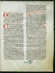 Rękopis ze zbiorów ZNiO