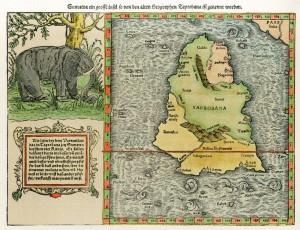 Mapa ze zbiorów ZNiO