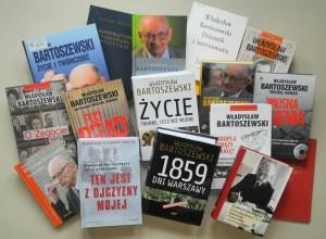 Publikacje autorstwa W. Bartoszewskiego