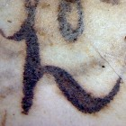 Zdjęcie mikroskopowe atramentu