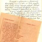 Listy od Andrzeja Waligórskiego