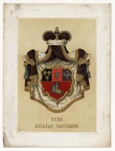 Herb Sapiehów