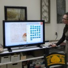 Ocena stanu zachowania obiektów. Zdjęcia mikroskopowe oraz w UV