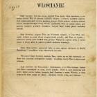 Odezwa Rządu Narodowego do chłopów, czerwiec 1864