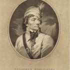 Tadeusz Kościuszko, 1795 Rytował Gabriel Fiesinger według obrazu Józefa Grassiego  Miedzioryt punktowy