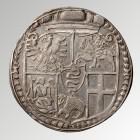 Półkopek litewski Zygmunta Augusta, 1564 r., mennica w Wilnie, wybity w srebrze. Dar Stanisława Garczyńskiego