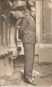 Inż. Janusz Witwicki (zdjęcie z archiwum rodziny Witwickich)