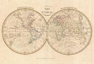 2.Świat: Clement Cruttwell, schyłek XVIII stulecia