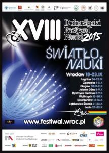 XVIII Dolnośląski Festiwal Nauki