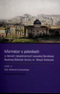Informator o polonikach. Cz.2