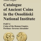 Catalogue of Ancient Coins. Part 6.
