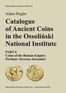 Catalogue of Ancient Coins. Part 6.