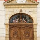 Brama przy ul. Szewskiej