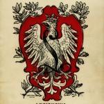 Okładka programu Wieczoru Mickiewiczowskiego we Lwowie, 12.03.1917 r.