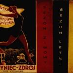 Informator o uzdrowisku Horyniec-Zdrój, woj. lwowskie z ok. 1935 r.