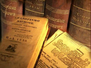 Czasopism Księgozbioru Publicznego im. Ossolińskich, Lwów 1828-1832