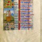 Almanac. Kalendarzyk francuski XV w.
