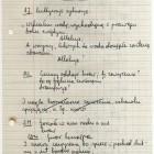 Jerzy Grotowski, Apocalypsis cum figuris. Scenariusz spektaklu, ok. 1968-1969 r.