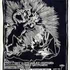 Apocalypsis cum figuris. Teatr Laboratorium, plakat premierowy z lipca 1968 r.