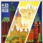 Festiwal Sztuki Polskiej. Dni Krakowa, 4-23 czerwca 1938: plakat W. Chomicza