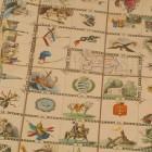 Assarmot. Zabawa historyczna. Drugie wydanie (1 wyd. ok. 1830 r.) gry planszowej dla dzieci, osnutej na kanwie dziejów Polski