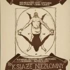 Książę Niezłomny, wg Calderona-Słowackiego, Teatr Laboratorium Wrocław, 1967: plakat