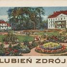 Informator o uzdrowisku Lubień-Zdrój,woj. lwowskie z 1935 r.