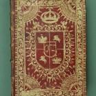 Bassani Antonio, Viaggio a Roma... della S.R.M. di Maria Casimira, regina di Polonia. Rzym, Druk. Barberni, 1700
