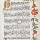 Mikołaj z Błonia, De sacramentis. Wrocław,K. Elyan, ok. 1475