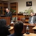 Wykład ambasadora H.Litwina