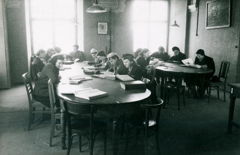 Pierwsza Czytelnia otwarta w 1947 roku
