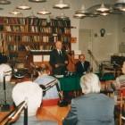 Spotkanie z Janem Nowakiem-Jeziorańskim, 1996 r.