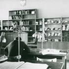 Czytelnia w 1967 r.
