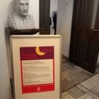 Wejście do Auli im. prof. Mieczysława Gębarowicza