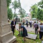Grób dyrektora Augusta Bielowskiego, Cmentarz Łyczakowski