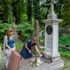 Grób dyrektora Wojciecha Kętrzyńskiego, Cmentarz Łyczakowski