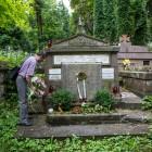 Grób Mieczysława Gębarowicza, Cmentarz Łyczakowski