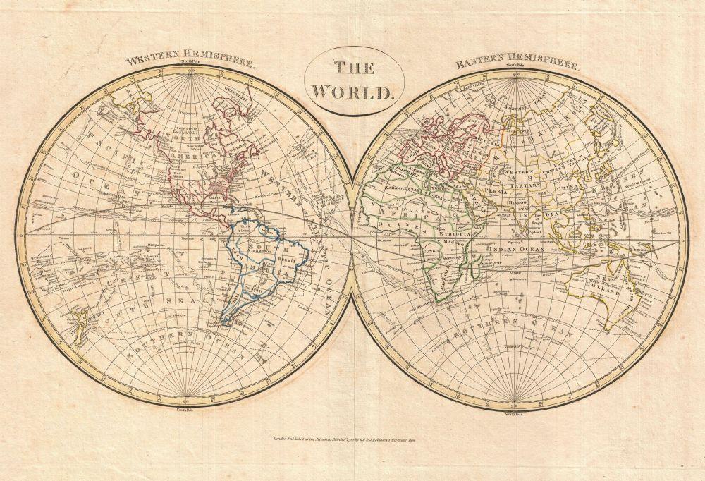 2. Świat: Clement Cruttwell, schyłek XVIII stulecia