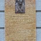Tablica przy ul. Mayerhofgasse 8 w Wiedniu
