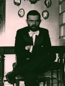 Akt przerywany, reżyseria Bohdan Cybulski, Teatr Nowy w Warszawie, aut. fot. Wojciech Plewiński. Na zdjęciu: Jacek Dzisiewicz, 1984 r.