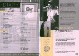 The Card Index (Kartoteka) Tadeusza Różewicza w inscenizacji Brit-Pol Theatre (reżyseria Peter Czajkowski), w repertuarze Różewicz Festival [ruzévitch festival], zamieszczonego w informatorze Polish Cultural Institute, London 2001 r.