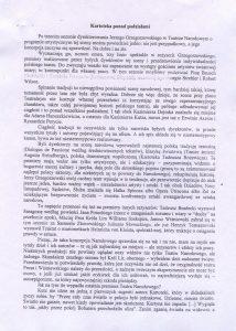 Kartoteka, reżyseria Kazimierz Kutz, Teatr Narodowy, Warszawa 1999 r. [kserokopia podstawowych informacji o sztuce + recenzje zamieszczone w: Gazeta Wyborcza, Śląsk, Rzeczpospolita]