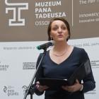 Dr Magdalena Gawin wiceminister Kultury i Dziedzictwa Narodowego