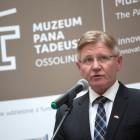 JE Ambasador Królestwa Norwegii Karsten Klepsvik