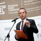 Eric Falt, z-ca Dyrektor Generalnej UNESCO