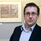 Kurator wystawy - dr Grzegorz Polak