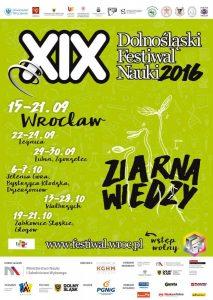 XIX Dolnośląski Festiwal Nauki