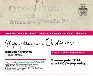Spotkanie z Waldemarem Krzystkiem
